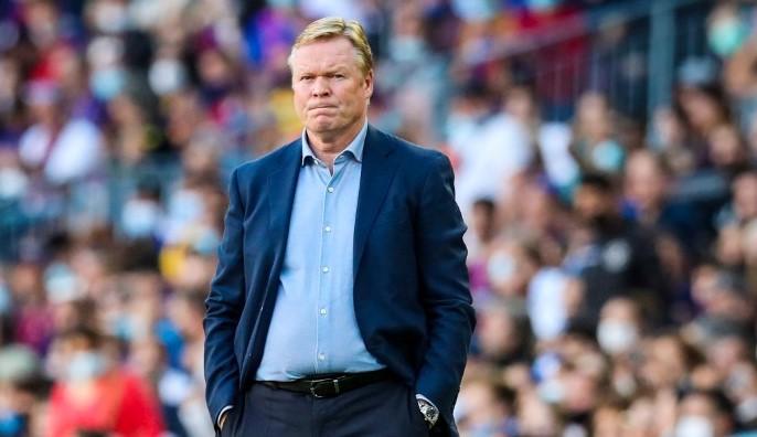Koeman ya no es entrenador del Barça